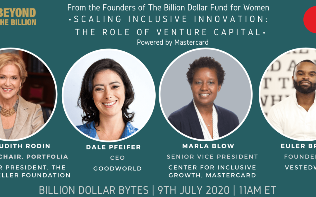 Scaling Inclusive Innovation: The Role of Venture Capital