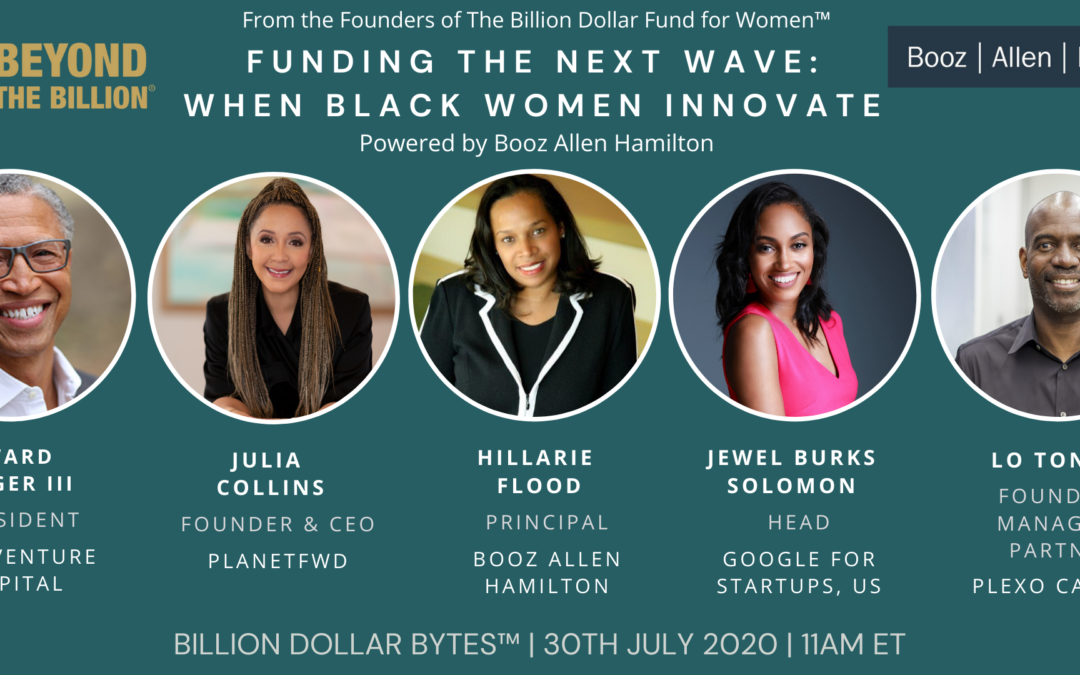 Funding The Next Wave: When Black Women Innovate